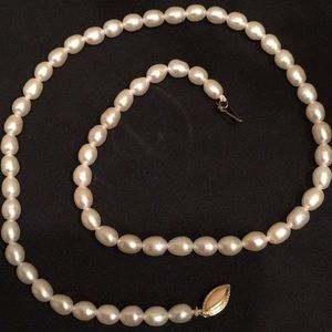 Jewelry - 4 x 5mm Pearl Necklace